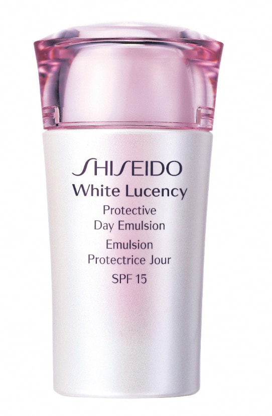 White Lucency Protective Day Emulsion di Shiseido - FOTO