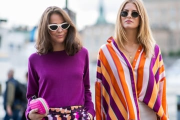 Tendenze capelli street style