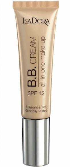 BB Cream All in One Make-up Spf 12 di IsaDora