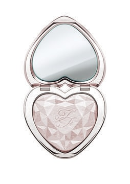 TOO FACED Love Light Silver Open
