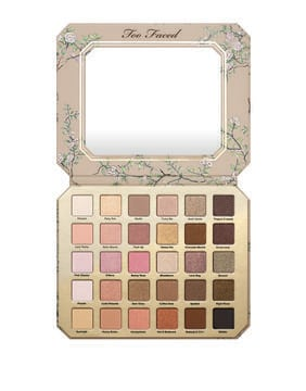 TOO FACED Natural Love aperto