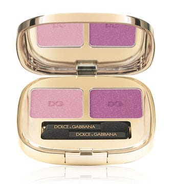 The Eyeshadow Duo in Tropical Pink, Dolce&Gabbana