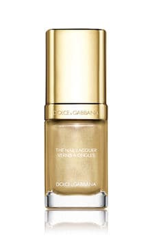 The Nail Lacquer in Beach Sand, Dolce&Gabbana