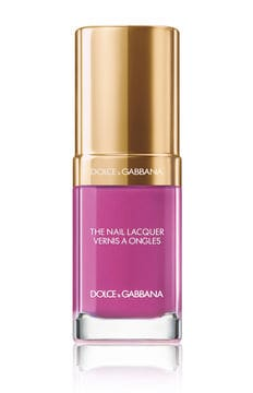 The Nail Lacquer in Passione, Dolce&Gabbana
