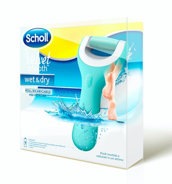 Velvet Smooth Wet & Dry di Scholl