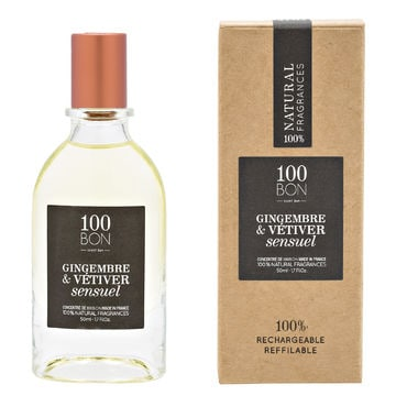 100 BON Gingembre & Vetiver sensuel 50ml