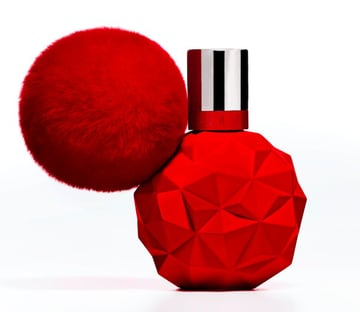 Sweet Like Candy Red Hot Limited Edition di Ariana Grande