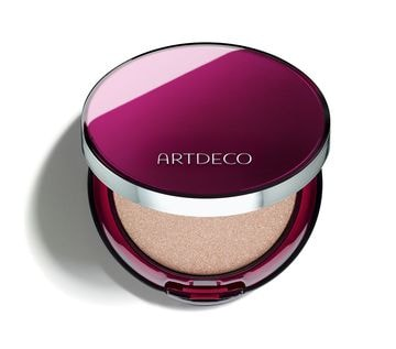 Art Deco Compact Highlighter christmas edition