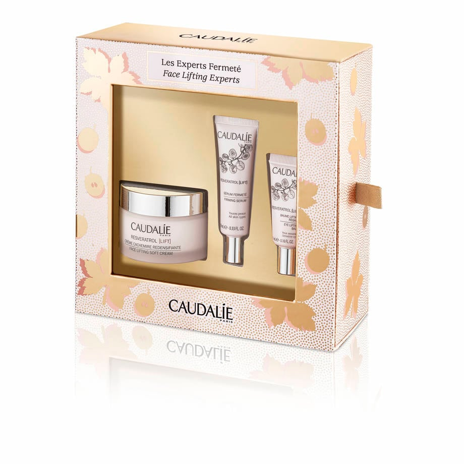 Cofanetti regali beauty e make-up per Natale, per lui e per lei  | Caudalie Coffret Resveratrol Lift | FOTO