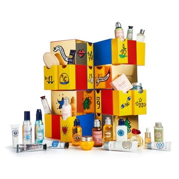 L'Occitane CALENDARIO DELL'AVVENTO 2018 PREMIUM