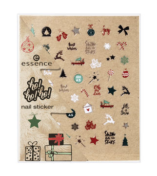 Nail sticker Essence Natale