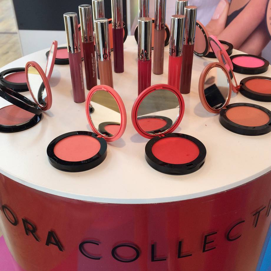Colorful Blush Sephora Collection