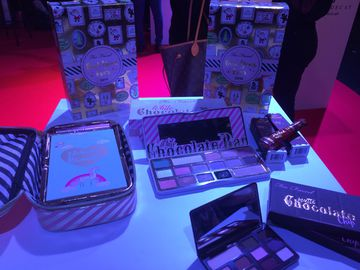 Palette chocolate Too Faced - Hourglass limited edition - Sephora Natale 2017