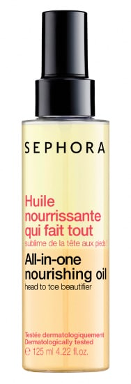 All-In-One Nourishing Oil di Sephora