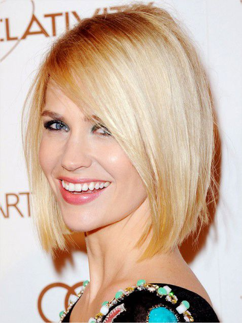 January Jones bob biondo