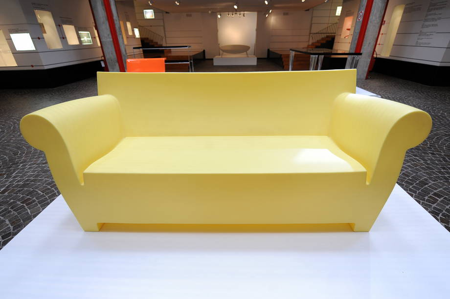 Bubble Clud sofa by Philippe Starck per Kartell