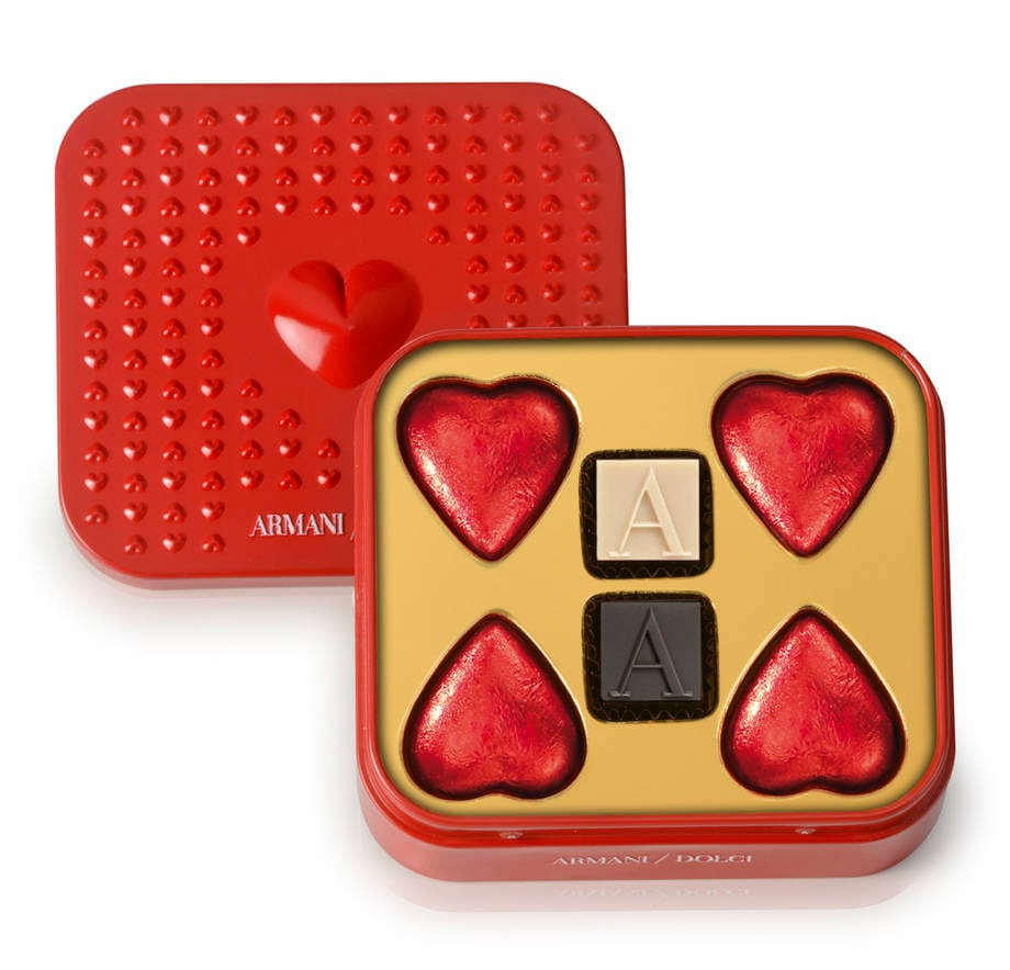 Special Box Armani Dolci V.day Collection 2016