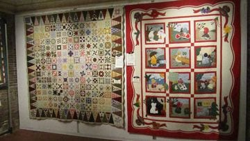 Patchwork in mostra