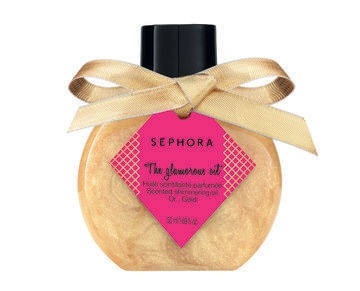 The Glamourus Oil Scented Chimmering