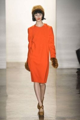 Get fashion, get orange!