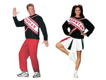 Costumi da cheerleader