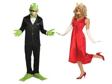 Costumi Miss Piggy e Kermit