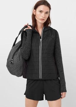 Gilet outdoor Mango