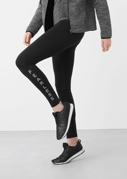 Leggings fearless Mango