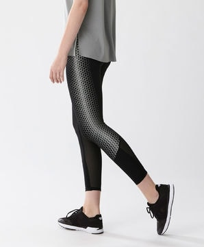 Leggings stampati Oysho