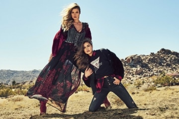 Guess jeans campagna AI 2019