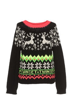 Maglione Christmas edition TWINSET