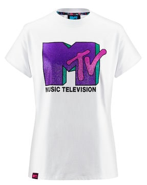 T-shirt Mtv limited edition