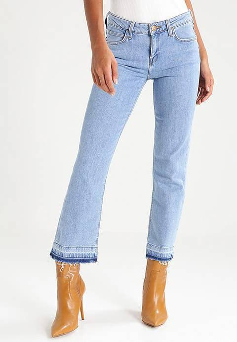 jeans cropped Lee