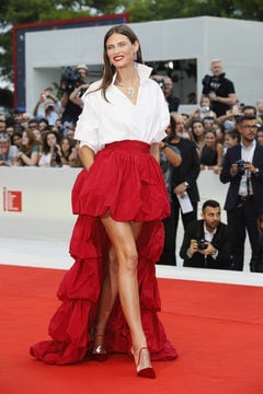 Bianca Balti in OVS Arts of Italy