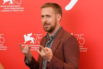 Ryan Gosling pronto sul red carpet