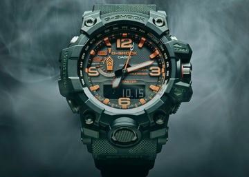 g-shock quadrante