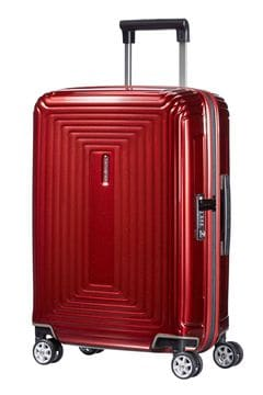 Trolley Samsonite Neopulse Spinner 55 Metallic Red