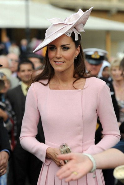 Regine del riciclo con Kate Middleton