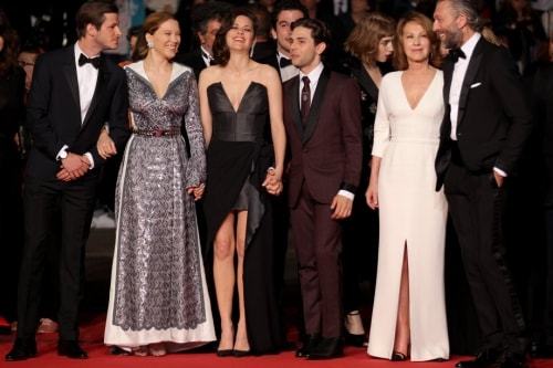 Cannes 69: il red carpet di It's only the end of the world | FOTO