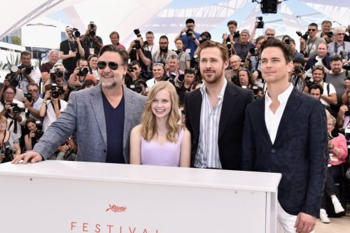 Cannes 69: il red carpet di The nice guys | FOTO