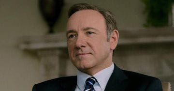 Il Presidente in House of Cards