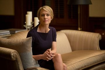 La First Lady in House of Cards