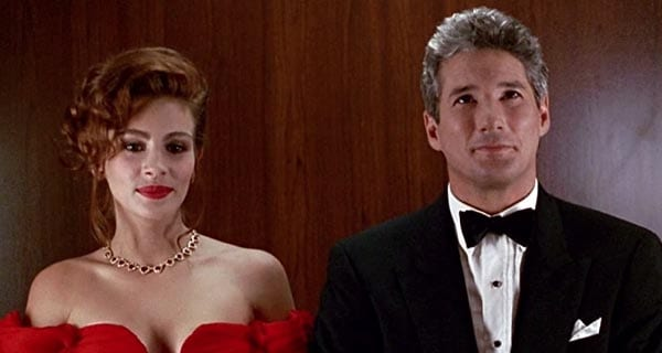 Pretty Woman, il film più romantico. Guarda il video del finale