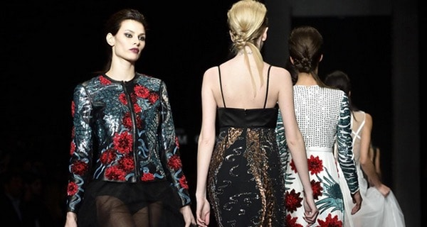 Milano Moda Donna PE 2016 | Sfilata John Richmond | Video