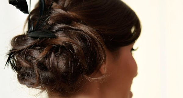 Chignon basso vintage | Video tutorial