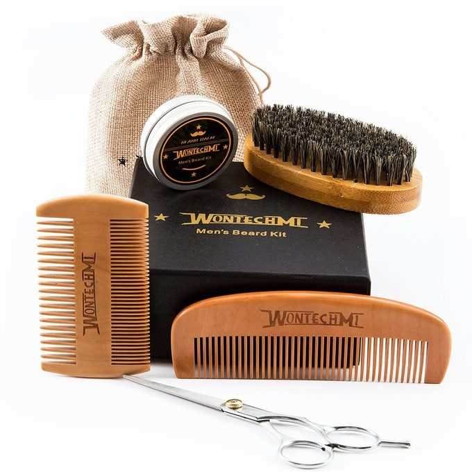 Kit per la barba da regalare