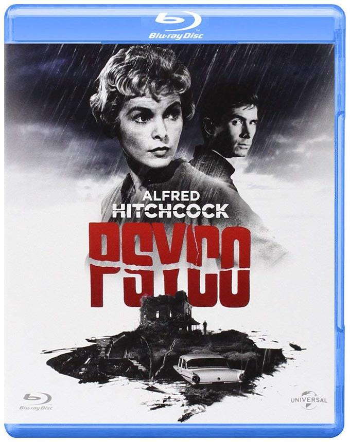 Psycho di Alfred Hitchcock